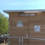 Autarke und klimafreundliche Öko-Toiletten für Grünanlagen & Spielplätze