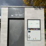 Öffentliche Toiletten am S Mahlsdorf in Betrieb genommen